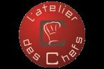 Logo Atelier des chefs - vidéos recette cuisine - Cookandrecord agence digitale food