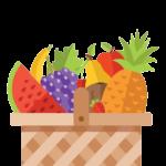 Recettes aux fruits de Cook and Record