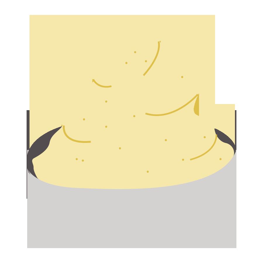 Les crèmes - la crème mousseline de Cook and Record