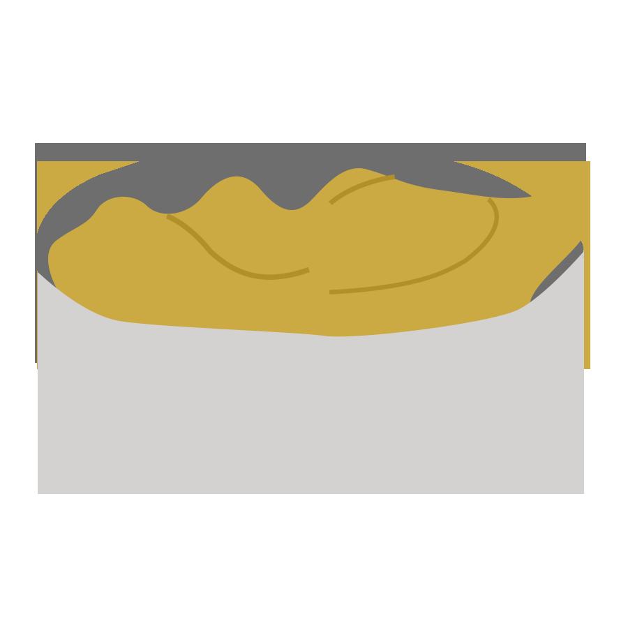 Les crèmes - la crème d'amande de Cook and Record