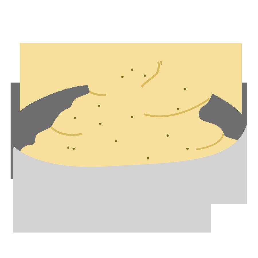 Les crèmes - la crème au beurre de Cook and Record