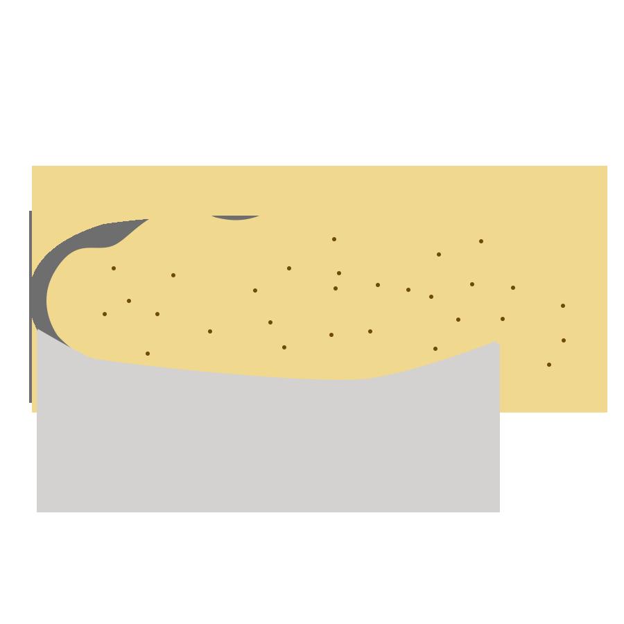 Les crèmes - la crème bavaroise de Cook and Record