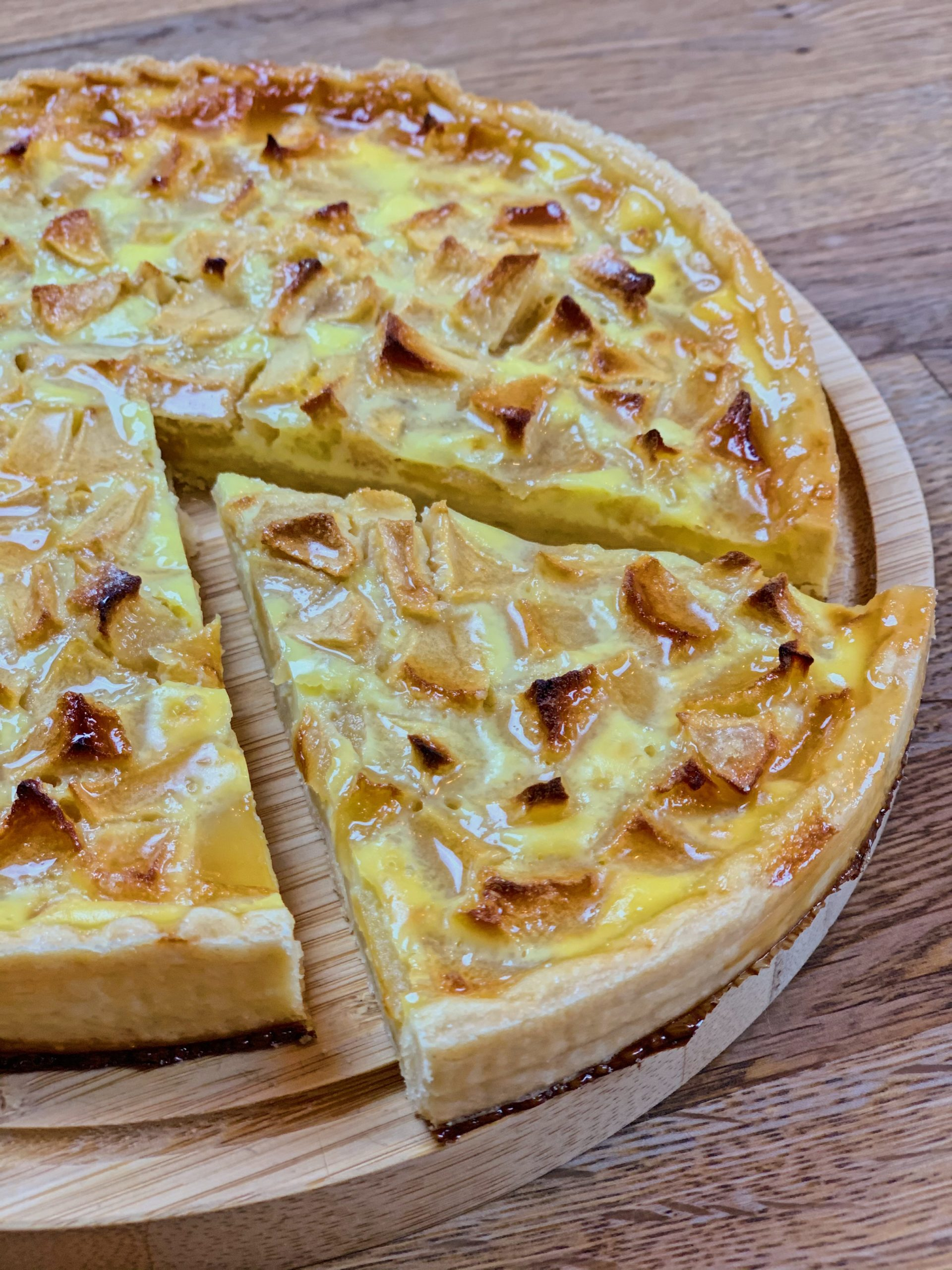 recette-tarte-normande-cap-patissier-cook-and-record