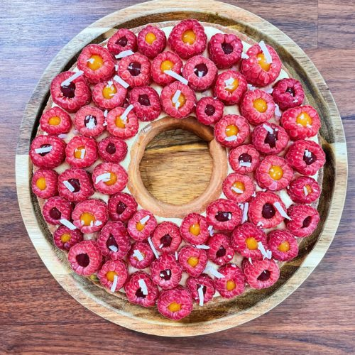 recette-tarte-framboise-passion-cook-and-record