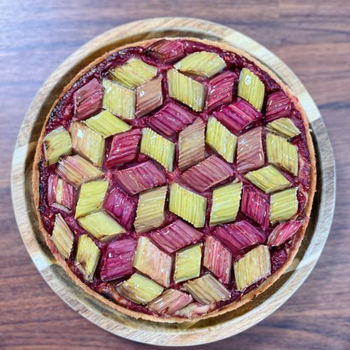 recette-tarte-rhubarbe-cook-and-record