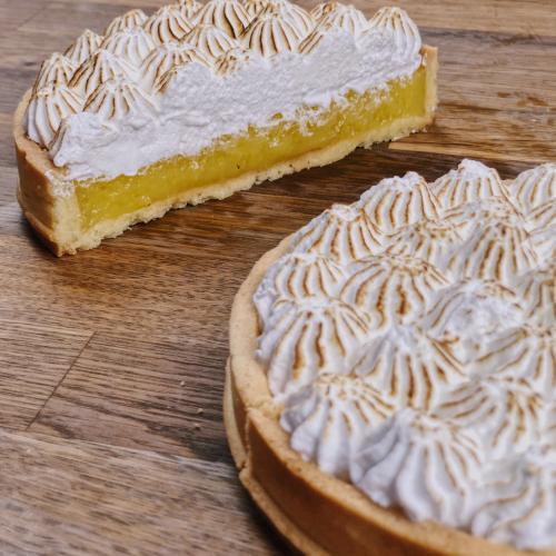 CAP Pâtissier - Cook and record - Tarte citron meringuée